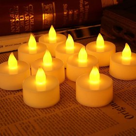 Pack of 12 led tea light candle for decoration