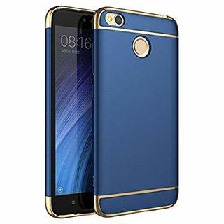 OGW BACK  CASE COVER FOR VIVO Y17 GOLD BLUE