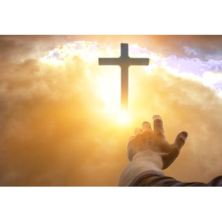 jesus worship |(12x18 inch) Paper Print |Sticker Paper Poster, 12x18 Inch