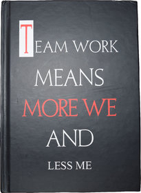 Archies Regular Team Work Notebook