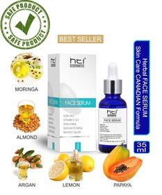 Face Care Serum with Herbal Actives