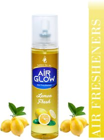 Lemon Air Fresheners Spray For Car Room