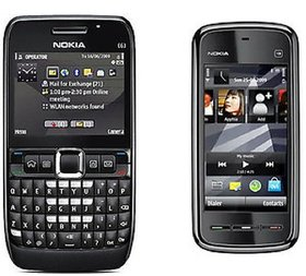 Refurbished Nokia E63 Mobile Phone  Nokia 5233 Mobile Phone