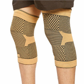 2 X Knee Joint Protection Brace Support  - GD-21