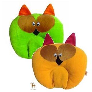 Little Monster Pinchu Soft Pillow (Set Of 2 Pcs.)