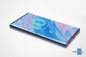 Samsung Galaxy Note10 256GB 8GB RAM BLACK UNBOXED MOBILE PHONE