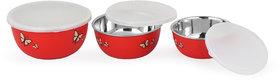 Flora Designer bowl set 3