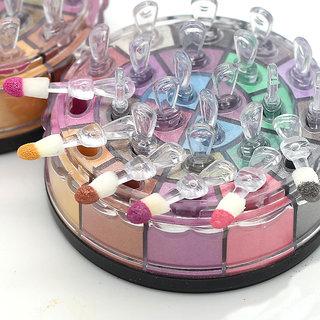 36 Glittery Shimmer Colours Eye Shadow Eye Makeup