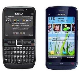 Refurbished  Nokia E63 Nokia C503 Mobile