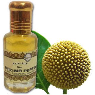 KAZIMA Kadam Attar Perfume For Unisex (10ML) - Pure Natural Undiluted (Non-Alcoholic)