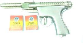 Jgg 007 Silver Air Gun Free 200 Pellets