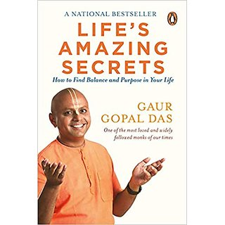 Life's Amazing Secrets How to Find Balance and Purpose in Your Life BY Gaur Gopal Das  Ebook