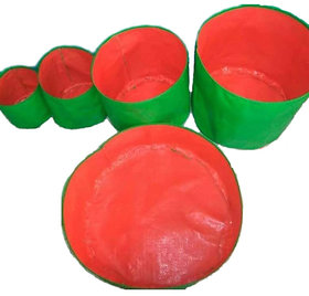 Grow Bag Pack of 5 pcs - 350gsm Best quality - 7years Life