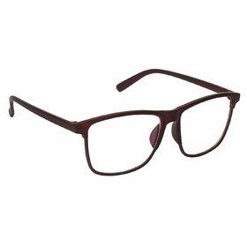 Adrian UV Protected Transparent Wayfarer Sunglasses for Men and Women