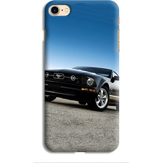 PrintVisa Multicolor Car Symbols Designer Printed Hard Back Case For iPhone 6s - Multicolor
