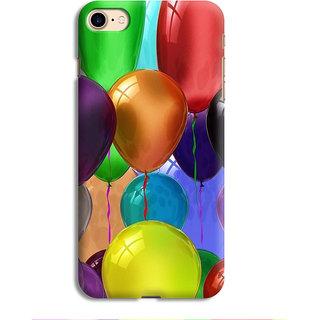 PrintVisa Ballons Air Gubbara Hawa Designer Printed Hard Back Case For iPhone 7 - Multicolor