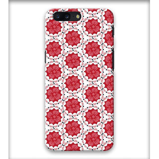 PrintVisa Circles Colorful Pattern Beautiful Designer Printed Hard Back Case Cover For iPhone 7 Plus - Multicolor