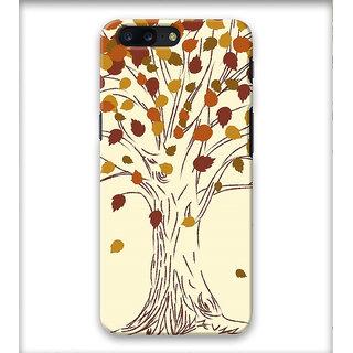 PrintVisa Tree Art Theme Designer Printed Hard Back Case Cover For iPhone 8 Plus - Multicolor