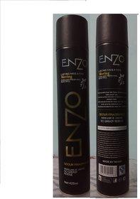 Enzo Hair Styler Hair Spray Hair Spray  (425 ml)