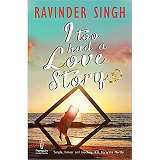 I Too Had a Love Story By Ravinder Singh Ebook