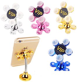 New Cute Magic Double-sided Suction Cup Phone Holder