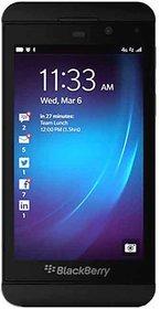 Blackberry Z10 / 1.5GHz / Dual Core / 8MP / Full HD Recording (Black) - (6 months WarrantyBazaar warranty)