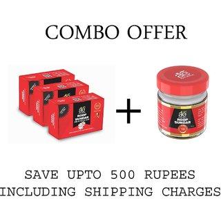 COMBO  ON AE NATURALS ROOP SUNDAR NIGHT CREAM + ROOP SUNDAR Soap PACK OF 3