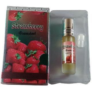 Altaiba Strawberry 8 ml Alcohol free Attar