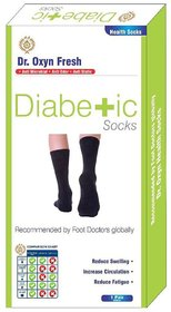Dr. Oxyn Diabetic Socks For Pain Relief - Diabetic Care Socks - Diabetic Socks - Pain Relief Socks