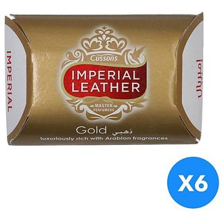 Imperial leather gold soap pack of 1 made in UAE.   pack of 2
