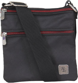 Twin Side Travel Pouch Black