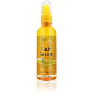 GEMBLUE BIOCARE Hair Serum Gold, 100ml