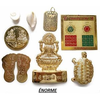 norme Laxmi Kuber Dhan Yantra Yantram  Sheeri Kuber/Golden For Wealth And Prosperity