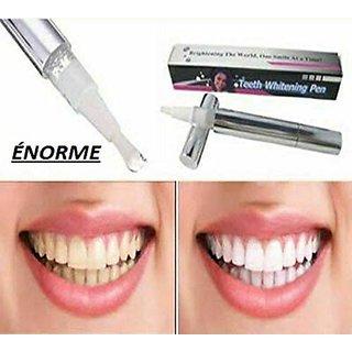norme Peroxide Gel Tooth Cleaning Bleaching Kit Dental White Teeth Whitening Pen