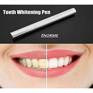 norme Effective Teeth Whitening Pen Professional Remove Stains Oral Care Pen Tooth Cleaning Whitener Gel For Men Women
