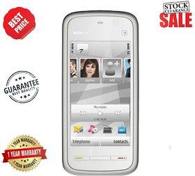 Nokia 5233 Smart Mobile Phone White