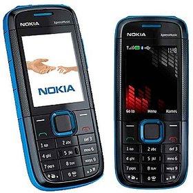 Nokia 5130 Mobile Phone Blue Black