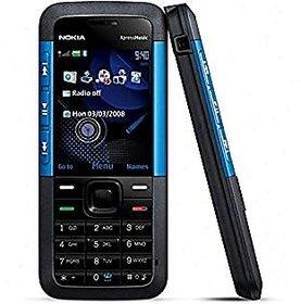 Nokia 5310 Mobile Phone Black Blue