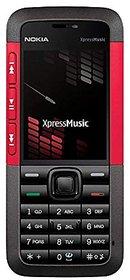 Nokia 5310 Mobile Phone Black Red