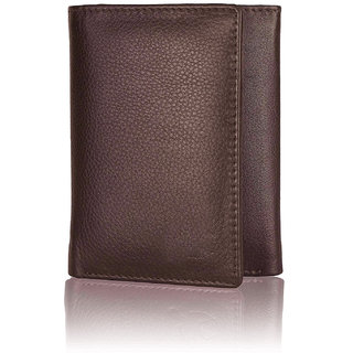 Eaglebuzz Branded Genuine Leather leather Brown with warranty