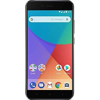 Open Box (As New) Mi A1 4 GB RAM 64 GB Internal Memory, Black Color with warranty