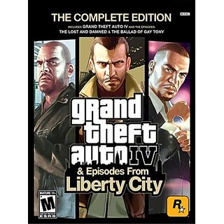 K297 Gta 4 Complete Edition PC Games Offline Only