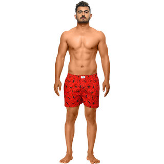 Lady in Pocket Men Boxer