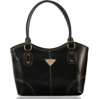 Clementine Womens  Black Handbag (sskclem361)