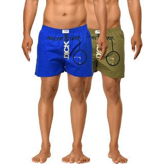 Hickory Dickory Men Boxer (Pack of 2)