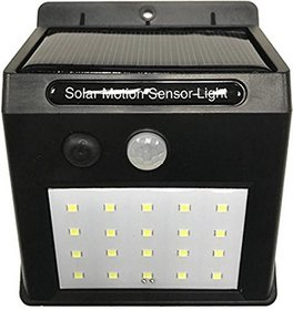 20 LEDS Solar Motion Sensor Light Super Bright Waterproof With Motion Pir Sensor