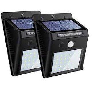 Hy Touch Solar Motion Sensor Light