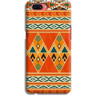PrintVisa Patterns Design Egypt Ethnic Engravings Designer Printed Hard Back Case For Oppo A3s - Multicolor