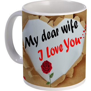 best my dear wife I love you on