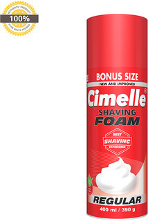 Cimelle Shaving Foam Regular, 500gm